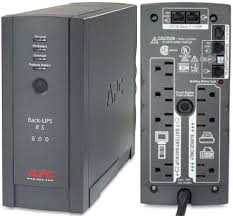 APC Back-UPS RS 800VA 120V Black