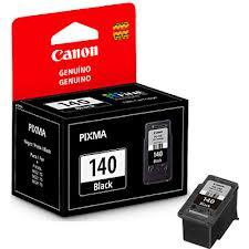 Canon PG-140 Cartucho de Inyección de Tinta Negro