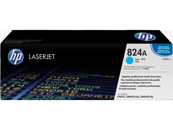 Tóner HP LaserJet CB381A
