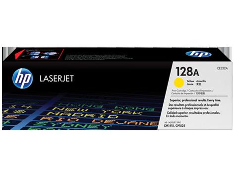 Tóner HP LaserJet CE322A