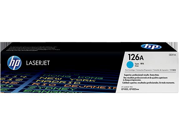 Tóner HP LaserJet CE311A