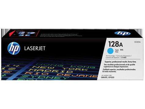 Tóner HP LaserJet CE321A