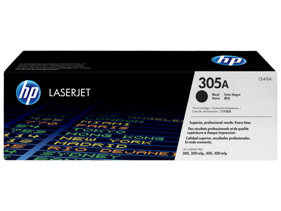 Tóner HP LaserJet CE410A