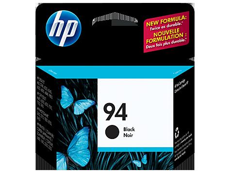 Tinta HP 94 Cartucho de Inyección de Tinta Negro