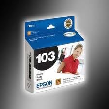 Epson T103120 Cartucho de Inyección de Tinta Negra