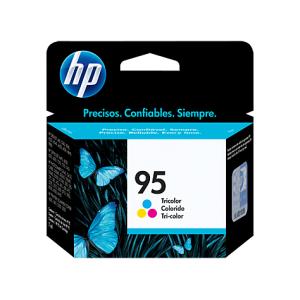 Tinta HP 95 Cartucho de Inyección de Tinta Tricolor