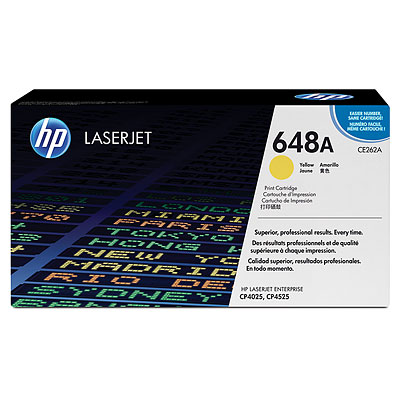 Tóner HP Laserjet CE262A
