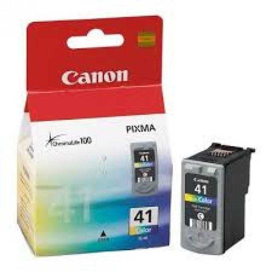 Canon CL-41 Cartucho de Inyección de Tinta Tri color