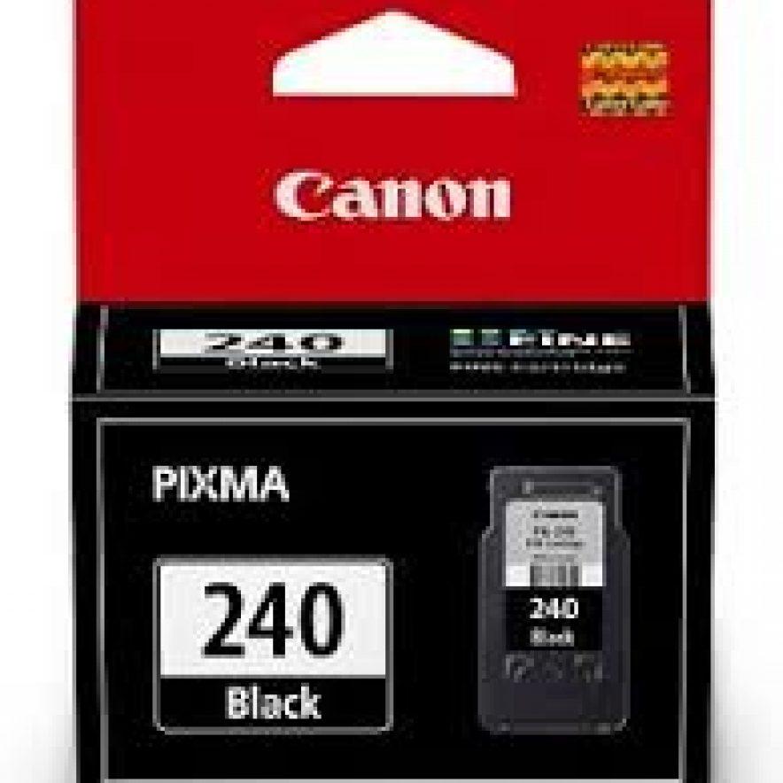 Canon PG-240 Cartucho de Inyección de Tinta Negro