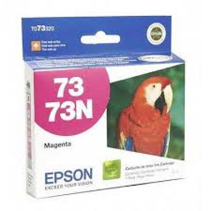 Epson T073320 Cartucho de Inyección de Tinta Magenta