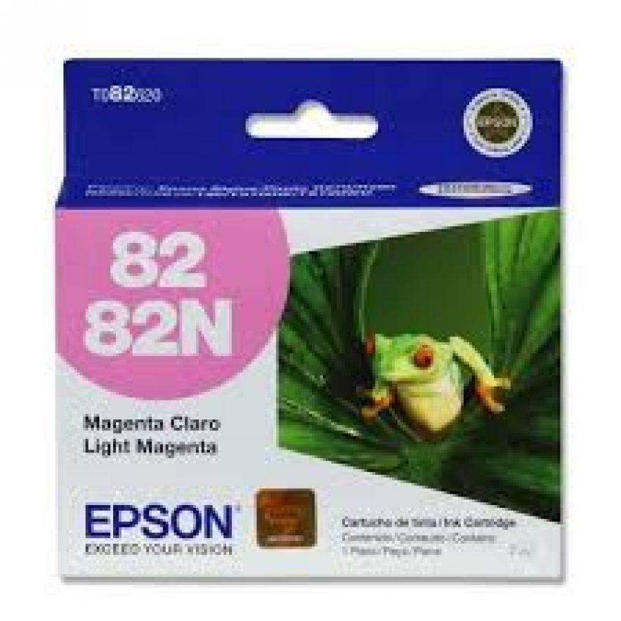 Epson T082620 Cartucho de Inyección de Tinta Magenta Claro