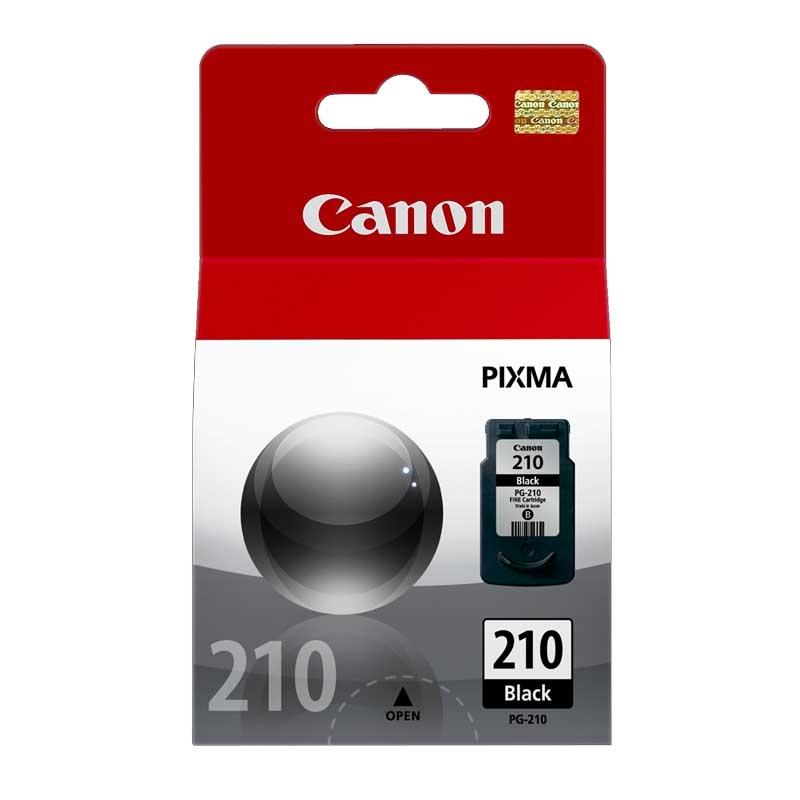 Canon PG-210 Cartucho de Inyección de Tinta Negra