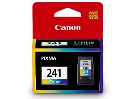 Canon CL-241 Cartucho de Inyección de Tinta Tricolor