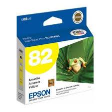 Epson T082420 Cartucho de Inyección de Tinta Amarilla