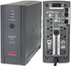 APC Back-UPS RS 800VA 120V Black