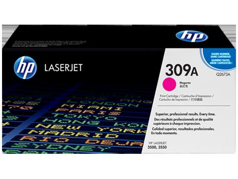 Tóner HP Color LaserJet Q2673A
