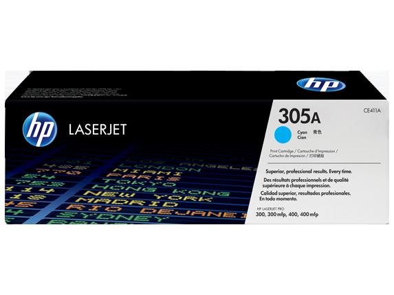 Tóner HP LaserJet CE411A