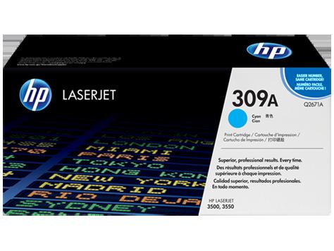 Tóner HP Color LaserJet Q2671A
