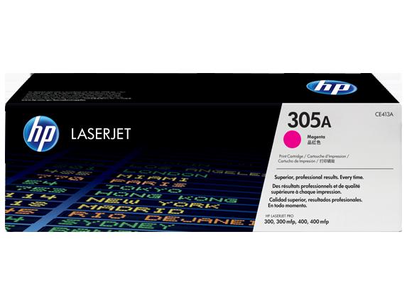 Tóner HP LaserJet CE413A