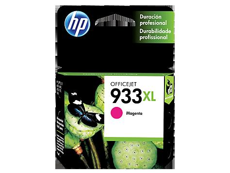 Tinta HP 933XL Cartucho de Inyección de Tinta Magenta
