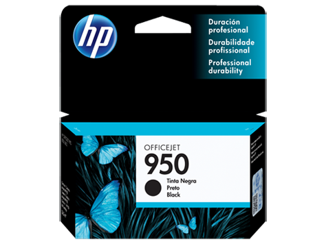 Tinta HP 950 Cartucho de Inyección de Tinta Negro