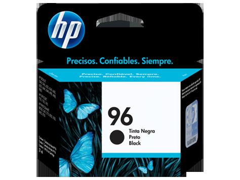Tinta HP 96 Cartucho de Inyección de Tinta Negro
