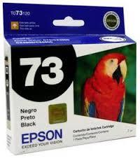 Epson T073120 Cartucho de Inyección de Tinta Negra