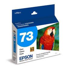 Epson T073220 Cartucho de Inyección de Tinta Cian