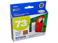 Epson T073420 Cartucho de Inyección de Tinta Amarilla