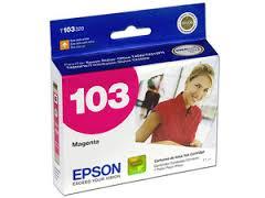 Epson T103320 Cartucho de Inyección de Tinta Magenta
