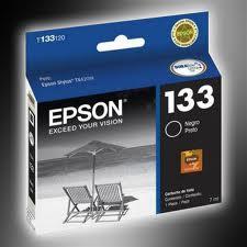 Epson T133120 Cartucho de Inyección de Tinta Negra