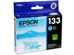 Epson T133220 Cartucho de Inyección de Tinta Cian