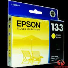 Epson T133420 Cartucho de Inyección de Tinta Amarilla