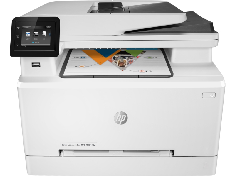 Multifunción Color LaserJet Pro M281fdw